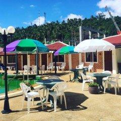 Отель The Kata Resort пляж