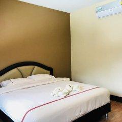 Отель Benwadee Resort 2* Коттедж с различными типами кроватей фото 22