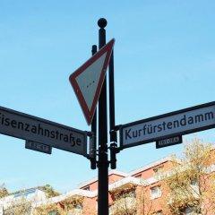 Апартаменты Getinberlin Am Kurfurstendamm Apartment Берлин приотельная территория