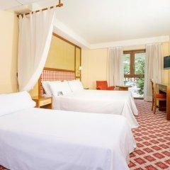 Отель Tryp Vielha Baqueira Стандартный номер разные типы кроватей фото 5