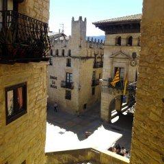 Отель Apartamentos Querol Вальдерробрес