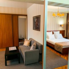 Гостиница Фидель Номер Бизнес с различными типами кроватей фото 3