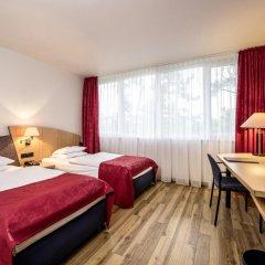 Отель ARVENA Messe Hotel Германия, Нюрнберг - отзывы, цены и фото номеров - забронировать отель ARVENA Messe Hotel онлайн комната для гостей фото 4