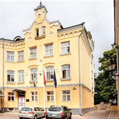 Rija Old Town Hotel Таллин парковка