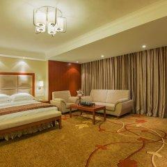 AVIC Hotel Beijing 4* Представительский номер с различными типами кроватей фото 3