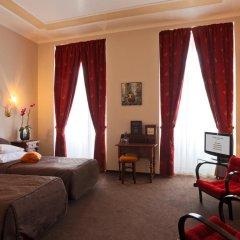 Hotel Leonardo Prague 4* Улучшенный номер с различными типами кроватей фото 14