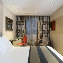 Отель Melia Sevilla 4* Стандартный номер с различными типами кроватей фото 4