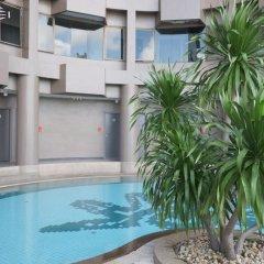 I Pavilion Hotel бассейн