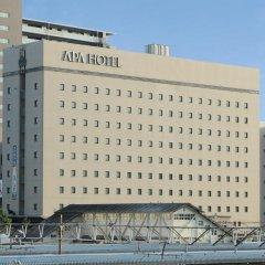 Отель Apa Ogaki-Ekimae Огаки парковка