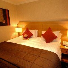 Hallmark Hotel Warrington 3* Улучшенный номер с различными типами кроватей фото 4