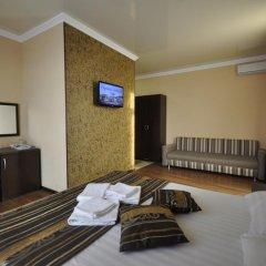Гостиница Вавилон 3* Люкс с двуспальной кроватью фото 12
