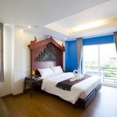 Отель Korbua House 3* Номер Делюкс с различными типами кроватей
