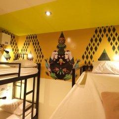 Everyday Bangkok Hostel Кровать в общем номере фото 8