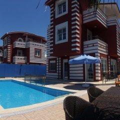 Отель Villa Belek Happyland бассейн фото 3