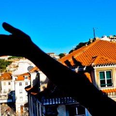 Lisbon Destination Hostel Лиссабон приотельная территория фото 2