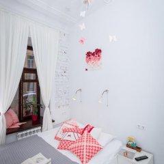Тайга Хостел Стандартный семейный номер с двуспальной кроватью (общая ванная комната) фото 8