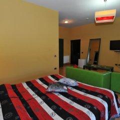 Hotel Class 3* Стандартный семейный номер с двуспальной кроватью фото 14