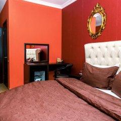 Гостиница Мартон Рокоссовского Улучшенный номер с двуспальной кроватью фото 4