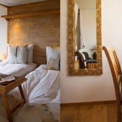 Отель Oslo Guldsmeden 3* Улучшенный номер с различными типами кроватей фото 2