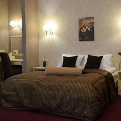 Гостиница Ajur 3* Люкс двуспальная кровать фото 5