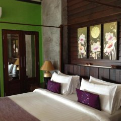 Отель Seashell Resort Koh Tao 3* Вилла с различными типами кроватей фото 9