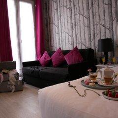 IDEAL HOTEL DESIGN 3* Стандартный семейный номер разные типы кроватей фото 11
