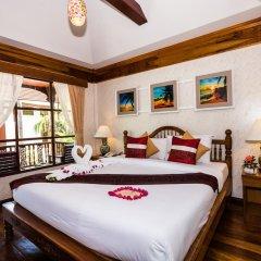Курортный отель Lamai Coconut Beach 3* Бунгало с различными типами кроватей фото 22