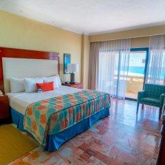 Отель Omni Cancun Hotel & Villas - Все включено Мексика, Канкун - 1 отзыв об отеле, цены и фото номеров - забронировать отель Omni Cancun Hotel & Villas - Все включено онлайн комната для гостей фото 3