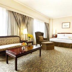 The Howard Plaza Hotel Taipei 4* Номер Делюкс с различными типами кроватей фото 3