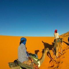 Отель Merzouga Desert Марокко, Мерзуга - отзывы, цены и фото номеров - забронировать отель Merzouga Desert онлайн бассейн фото 2