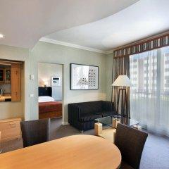 Отель Golden Prague Residence 4* Улучшенные апартаменты с различными типами кроватей фото 3