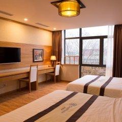Отель SinhPlaza 3* Люкс с различными типами кроватей фото 5