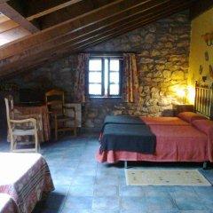 Отель Posada La Llosa de Viveda Стандартный номер с различными типами кроватей фото 9