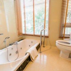 Отель Centre Point Sukhumvit 10 4* Люкс с различными типами кроватей фото 13