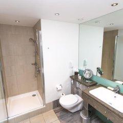 Отель Hilton London Canary Wharf 4* Полулюкс с различными типами кроватей фото 4
