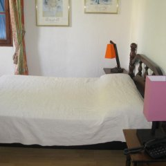 Отель Hôtel Villa la Malouine 2* Улучшенный номер с различными типами кроватей фото 3