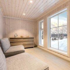 Отель Stranda Booking 3* Коттедж с различными типами кроватей фото 4