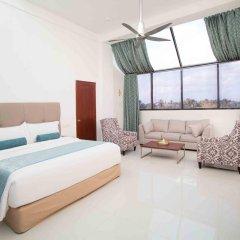 Отель Club Waskaduwa Beach Resort & Spa 4* Улучшенный номер с различными типами кроватей фото 2