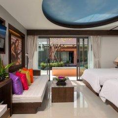 Отель Naina Resort & Spa 4* Стандартный номер двуспальная кровать фото 12