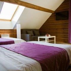 Гостиница Березка 4* Стандартный номер с 2 отдельными кроватями фото 11