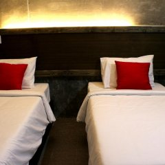 Отель Bangkok 68 3* Стандартный номер с 2 отдельными кроватями фото 2