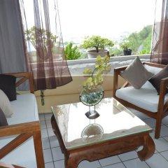 Отель Balcons Du Lotus Пунаауиа комната для гостей фото 4