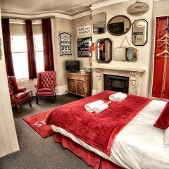 Отель Snooze - Guest house Великобритания, Кемптаун - отзывы, цены и фото номеров - забронировать отель Snooze - Guest house онлайн комната для гостей фото 5