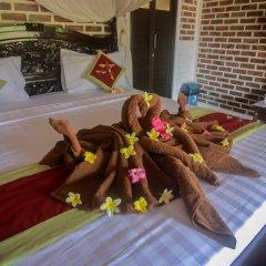 Отель Balangan Sea View Bungalow 3* Номер категории Эконом с различными типами кроватей фото 4