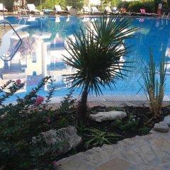 Отель Kalia Apartments Болгария, Солнечный берег - отзывы, цены и фото номеров - забронировать отель Kalia Apartments онлайн бассейн фото 2