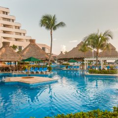 Отель Royal Solaris Cancun - Все включено Мексика, Канкун - 8 отзывов об отеле, цены и фото номеров - забронировать отель Royal Solaris Cancun - Все включено онлайн бассейн фото 8