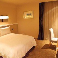 Shanghai Hongqiao Airport Hotel 4* Стандартный номер с различными типами кроватей фото 3