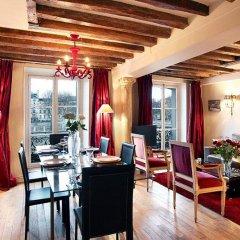 Отель Bourbon Exclusive With View Париж интерьер отеля фото 2