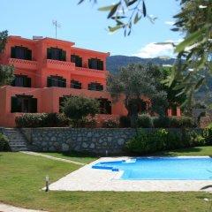 Отель Aliki Beach Hotel Греция, Галатас - отзывы, цены и фото номеров - забронировать отель Aliki Beach Hotel онлайн