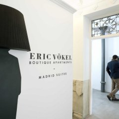 Апартаменты Eric Vökel Boutique Apartments - Madrid Suites фитнесс-зал